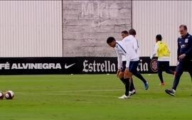 Ponte e Corinthians têm último dia de treinos antes do primeiro jogo da final do Paulista