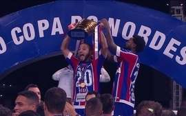 Bahia derrota o Sport e conquista o título da Copa do Nordeste