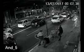 Polícia concluí que envolvidos em briga após clássico paulista não eram de organizadas