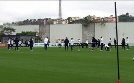 Corinthians se prepara para enfrentar o Avaí em Florianópolis pelo Brasileirão