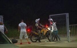 Após a partida entre Sport e Palmeiras, 59 pessoas são detidas por briga entre torcidas