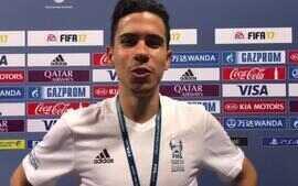 Lucasrep98 consegue classificação antecipada no Mundial de Fifa