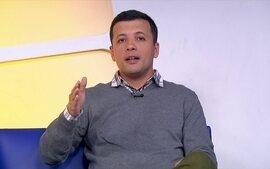 Hernan fala que Felipe Melo está se sentindo humilhado no Palmeiras