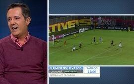 Lino diz que Zé Ricardo não deveria aceitar a proposta do Vasco