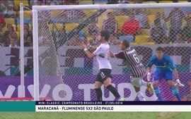 Fluminense goleia o São Paulo no Maracanã: 5 a 2