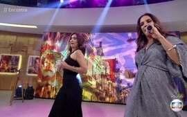 Ivete Sangalo canta 'Cheguei Pra Te Amar'