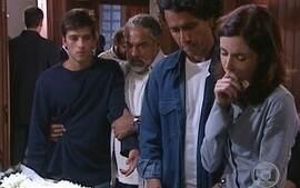 Celebridade: Beatriz culpa Inácio pela morte do irmão