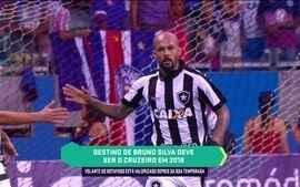 Bruno Silva diz que vídeo postado foi brincadeira e diz que hoje é jogador do Botafogo