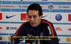 Técnico do PSG comenta especulação sobre transferência de Neymar para o Real Madrid