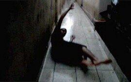 Escorregando no piso, enviado por Marcelo Pires Camargo