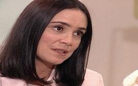 Helena conta a Marcelo que Laura está grávida de gêmeos