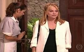 Laura visita Marcelo