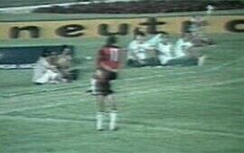 Em 1981, Flamengo goleia o Fortaleza