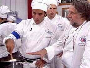 Pão de Linguiça - Foto de Mais Você na TV