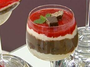 Gelado de Chocolate - Foto de Mais Você na TV
