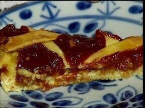 Torta de queijo e goiabada - Foto de Globo Rural