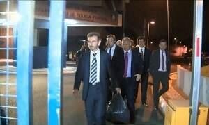 PF ouve suposto operador do PMDB e mais três presos na Lava Jato