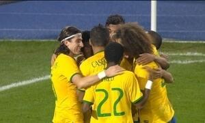 Seleção Brasileira termina o ano com mais uma vitória
