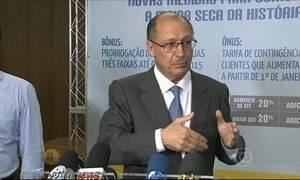 Governo decide multar desperdício de água e provoca reações em SP