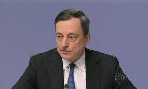 Banco Central Europeu anuncia plano para recuperar a economia da região