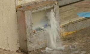 Brasil desperdiça 37% de toda a água tratada, diz Ministério das Cidades