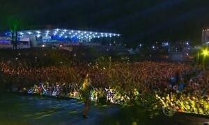 Segunda noite do Festival de Salvador reúne estrelas