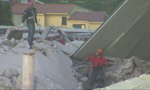 Empresa de gás envolvida em explosão em hospital teria histórico de acidentes