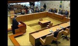 Lewandowski defende em sessão no STF o julgamento de forma mais ágil