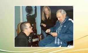 Jornais divulgam nova foto de Fidel Castro