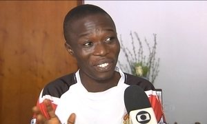 Professor vai parar em Goiânia após sair da África para a Guiana Francesa