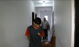 Preso ex-estagiário acusado de roubar empresa em São Paulo