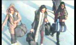 Meninas britânicas desaparecidas já estão na Síria, diz Scotland Yard