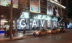 Sequestro em shopping do Rio gera debate sobre segurança de clientes
