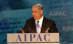 Israel e EUA divergem sobre como lidar com programa nuclear do Irã