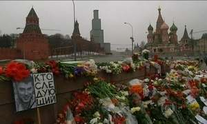 Rússia promete leva à justiça assassinos de opositor de Putin