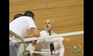 Vereador de Franca (SP) dá tapa no rosto de morador