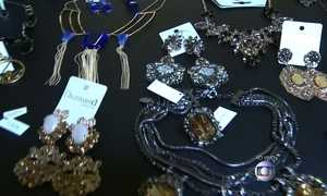 Feira traz tendências das bijuterias para o outono