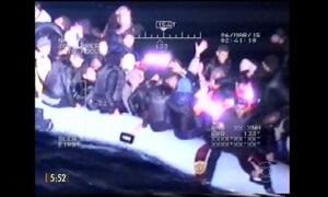 Pelo menos 51 imigrantes sírios são resgatados na costa após naufrágio