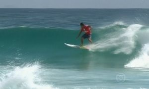 Três brasileiros estão nas semifinais da primeira etapa da Liga Mundial de Surfe