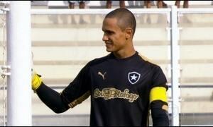 Botafogo vence pelo Carioca mesmo sem Jefferson