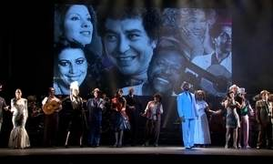 Musical estrelado por Diogo Nogueira conta a história do samba