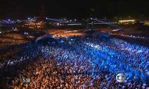 O som das guitarras vai mexer com todo mundo no Lollapalooza