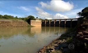 Maioria dos reservatórios continua abaixo dos níveis do ano passado