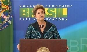 Dilma garante que ajuste da economia não vai afetar projetos de educação