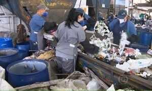 Apenas 3% do lixo é reciclado no Brasil