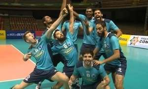 Cruzeiro e SESI decidem o título da temporada da Superliga Masculina de Vôlei