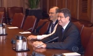 Joaquim Levy chega a Washington para participar de reunião no FMI