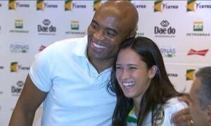 Anderson Silva vai tentar disputas as Olimpíadas do Rio em 2016