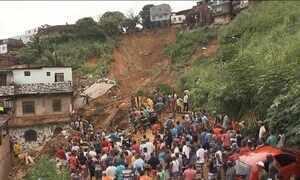 Defesa Civil de Salvador confirma 13 mortes provocadas pela chuva
