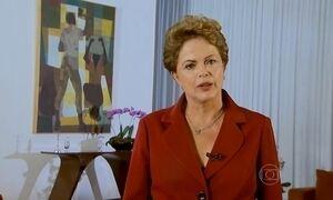 No Dia do Trabalho, Dilma comemora ganho do valor real do salário mínimo